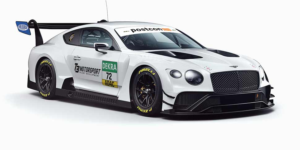 Bentley T3 Motorsport
